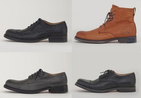 filippa k 2009 fall winter footwear Filippa K Flips Out Some New Fall Shoes