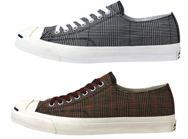 "converse glen check pack Converse Jack Purcell ""Glen Check"" Pack"