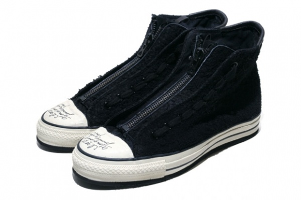 sasquatchfabrix mastermind japan black sense sneakers 1 SASQUATCHfabrix X mastermind JAPAN for BLACK SENSE MARKET