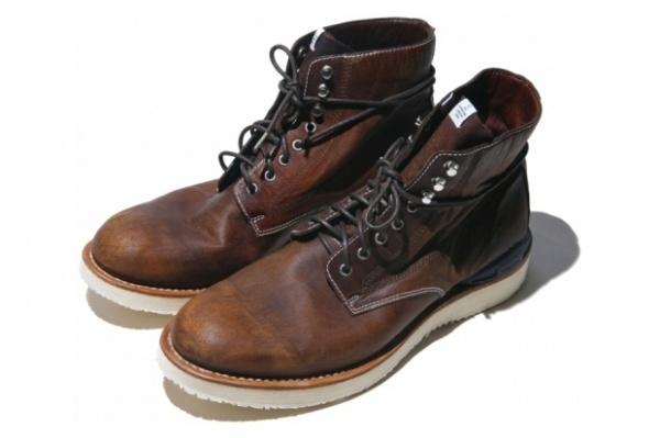 visvim folk virgil boots visvim VIRGIL BOOTS FOLK *F.I.L. EXCLUSIVE