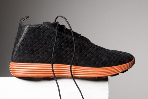 nike lunarlite woven chukka 1 Nike Lunarlite Woven Chukka – Spring 2010