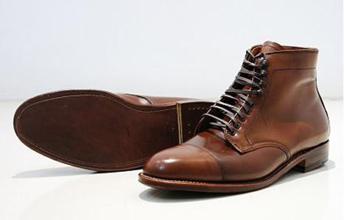 alden125 Alden Ravello Cordovan Hunting Boot