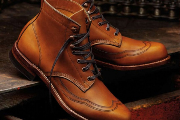 wolverine 1000 mile addison boot 1 Wolverine 1000 Mile Addison Boot