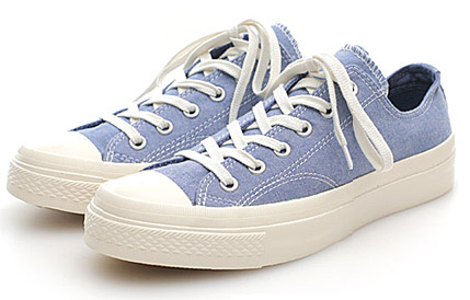 Converse Chambray Chuck Taylor All Star 1 Converse Chambray Chuck Taylor All Star