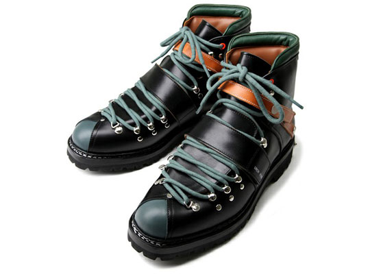 Undercoverism Spring Summer 2010 Hiking Boots 1 Undercoverism Spring / Summer 2010 Hiking Boots