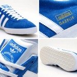 gazelle blue 3 150x150 Adidas Gazelle Blue/White