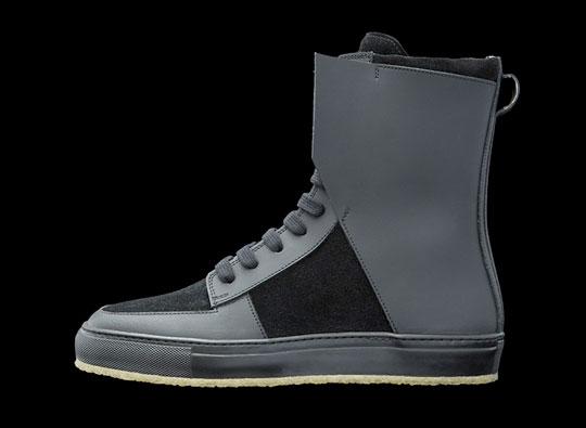 kris van assche fall winter 2010 sneakers front Kris van Assche Fall/Winter 2010 Sneakers