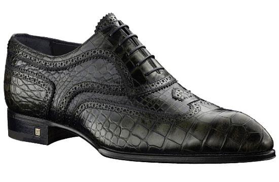 louisvuitton wingtips Louis Vuitton Manhattan Richelieu Wing Tips