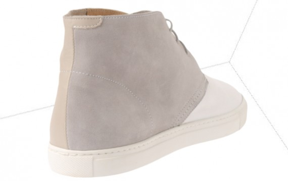 neil barrett hi top dress shoe 2 570x359 Neil Barrett High Top Dress Shoes for Spring/Summer 2010