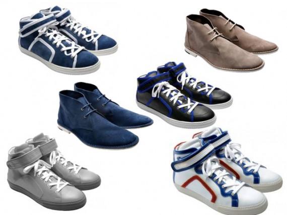 pierre hardy ss10 footwear 8 570x427 Pierre Hardy   Spring/Summer 2010   Footwear