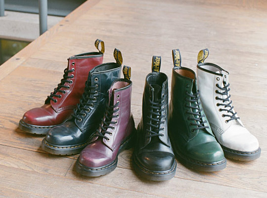 dr martens 1460 worn collection img 1 Dr. Martens 1460 Worn Anniversary Collection