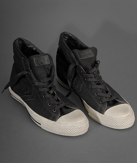 john varvatos converse canvas star player sneakers selectism 3 John Varvatos Star Player High Top Sneaker