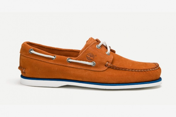 timberland saks fifth avenue handsewn boat shoe 3 Timberland for Saks Fifth Avenue Handsewn Boat Shoe Collection