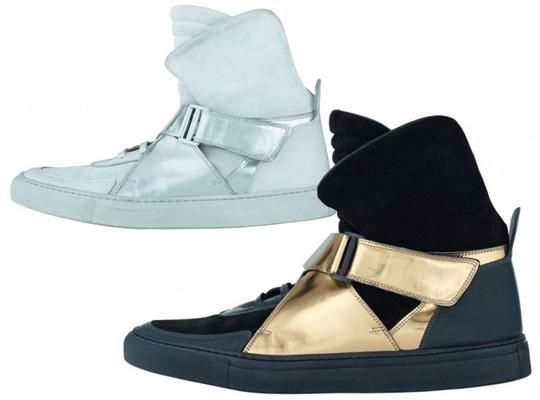 Giuliano Fujiwara Fall   Winter 2010 Sneakers 01 Giuliano Fujiwara Fall / Winter 2010 Sneakers