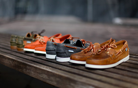 Ronnie Fieg x Sebago Dockside Collection for David Z 08 Ronnie Fieg X David Sebago Dockside Collection for David Z.