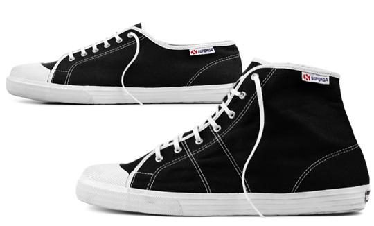 Superga x Comme des Garcons Sneakers 01 Superga x Comme des Garcons Sneakers