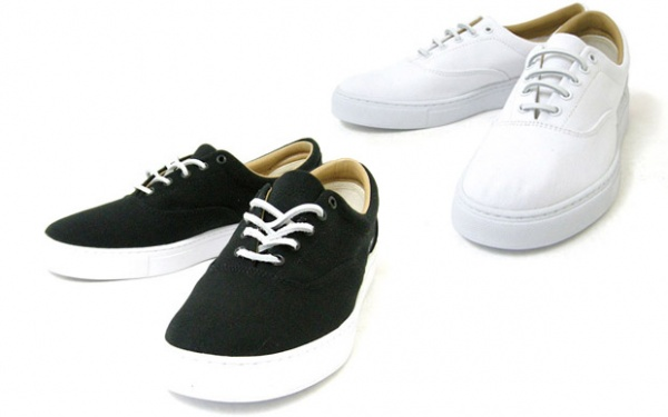 alife public naval canvas white lead Alife Public Naval Cavnas Shoes
