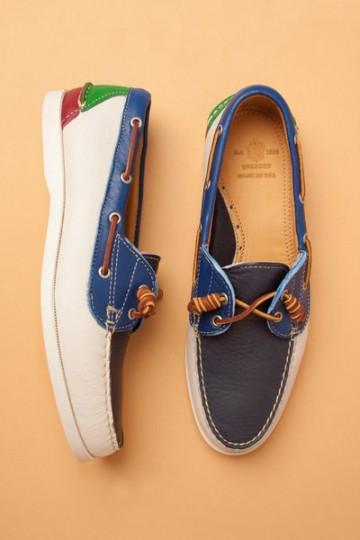 yuketen ss2010 shoes 5 360x540  Yuketen Spring/Summer 2010 Footwear – New Releases