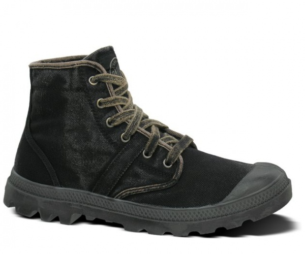 02477 072 primary big Palladium Enzyme Washed Boot Collection
