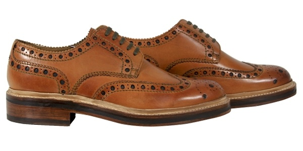 Archie Brogues by Grenson 01 Archie Brogues by Grenson