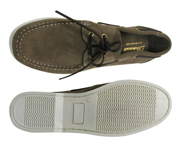 Danassa Suede Deck Shoe 01 Danassa Suede Deck Shoe