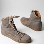 Picture 2 150x150 Silent High Leather Sneaker