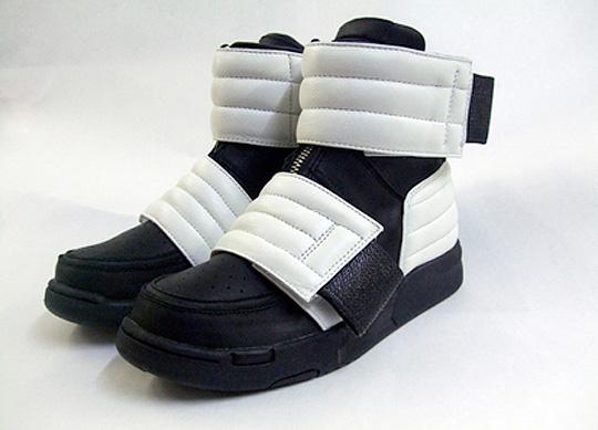 diet butcher slim skin sneakers for isetan front Diet Butcher Slim Skin Sneakers