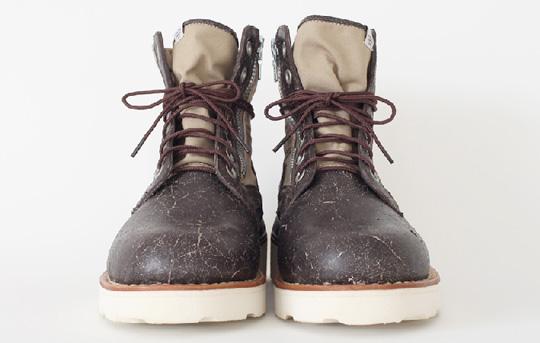 visvim 7 hole 73 folk boots 1 Visvim 73 Folk Boot