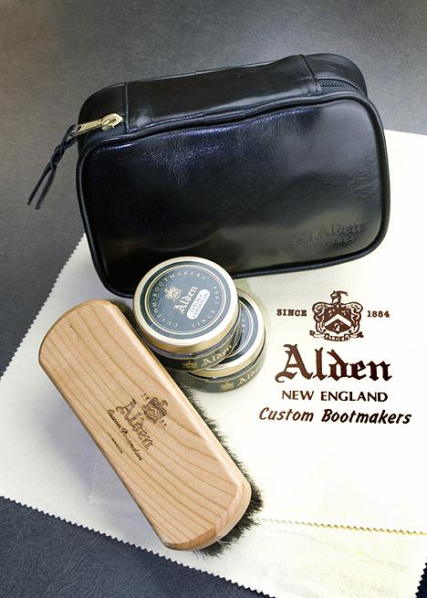 Alden Leather Travel Kit Alden Leather Travel Kit