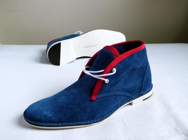 Desert Boots by Pierre Hardy 1 Desert Boots by Pierre Hardy