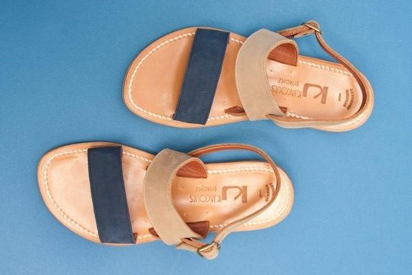Kjacques Barigoule Strap Sandal 01 Kjacques Barigoule Strap Sandal