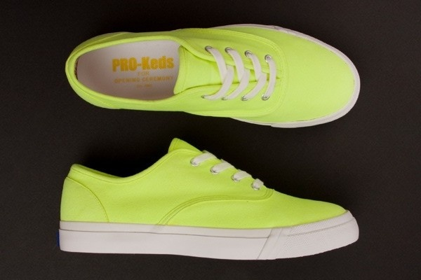 Neon Pro Keds for Opening Ceremony 02 Neon Pro Keds for Opening Ceremony