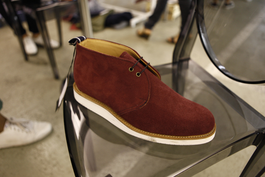 oliver spencer spring 2011 chukka boots 02 Oliver Spencer Spring / Summer 2011 Collection