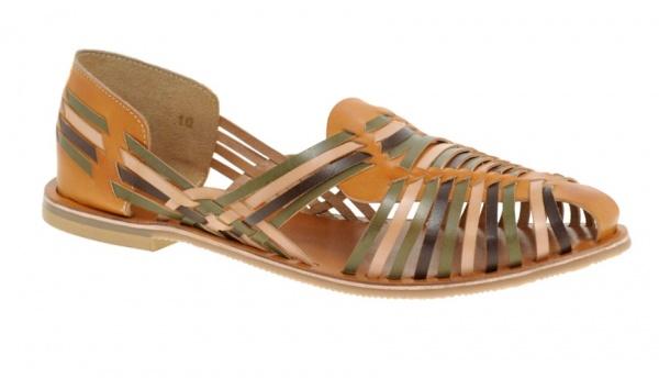 ASOS Woven Slip On Shoes 01 ASOS Woven Slip On Shoes