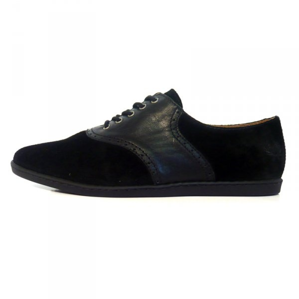 Fred Perry Laurel Rufus Suede Shoe 01 Fred Perry Laurel Rufus Suede Shoe