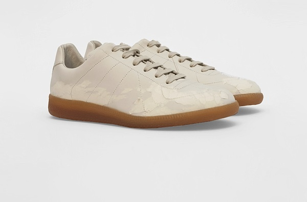Maison Martin Margiela Paper Application Replica Sneaker 01 Maison Martin Margiela Paper Application Replica Sneaker