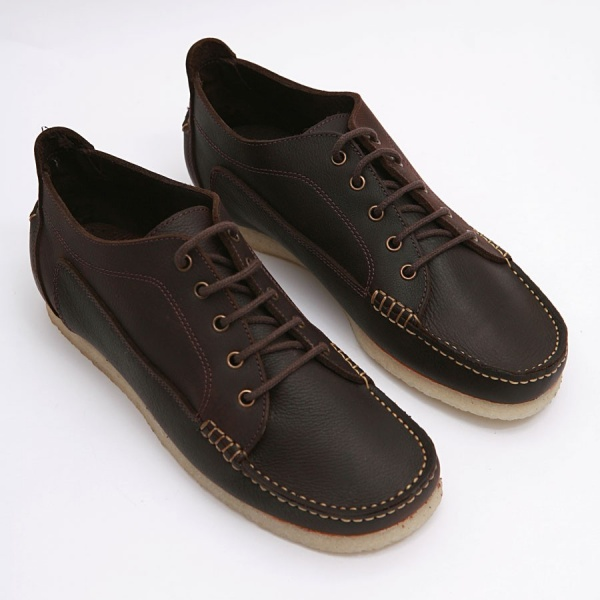 Nicholas Deakins Hike Apron Shoe 01 Nicholas Deakins Hike Apron Shoe