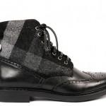 Trussardi 1911 Fall   Winter 2010 Leather Wool Boots 01 150x150 Trussardi 1911 Fall / Winter 2010 Leather Wool Boots