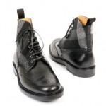 Trussardi 1911 Fall   Winter 2010 Leather Wool Boots 02 150x150 Trussardi 1911 Fall / Winter 2010 Leather Wool Boots