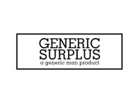 generic surplus logo Generic Surplus