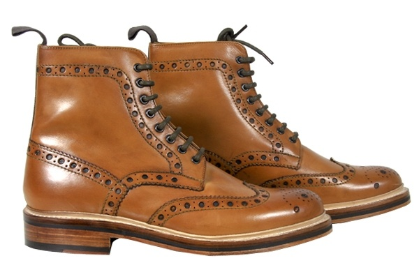 Grenson Fred Brogue Boot 01 Grenson Fred Brogue Boot