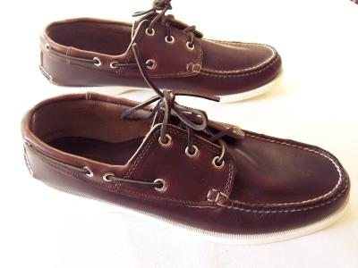 boat shoes men. Quoddy Trail Boat Shoes 01
