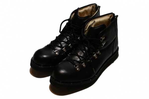 mastermind JAPAN Leather Mountain Boots mastermind JAPAN Leather Mountain Boots