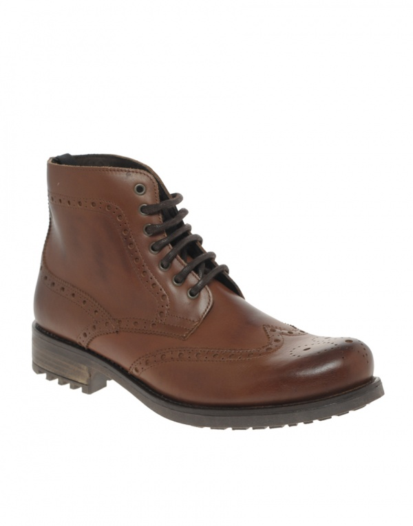 Base London Brisk Brogue Boots 1 Base London Brisk Brogue Boots