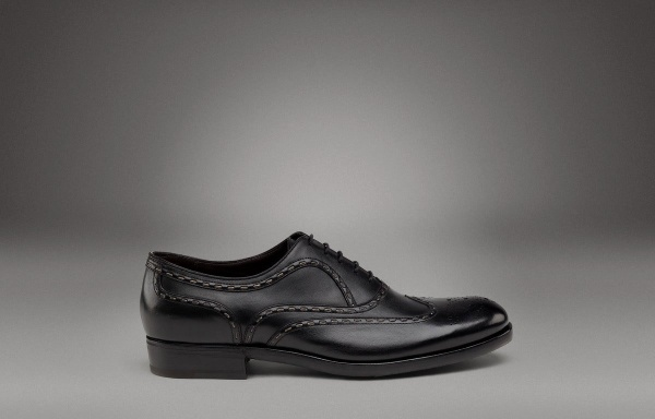 Bottega Veneta Nero York Brogue 1 Bottega Veneta Nero York Brogue