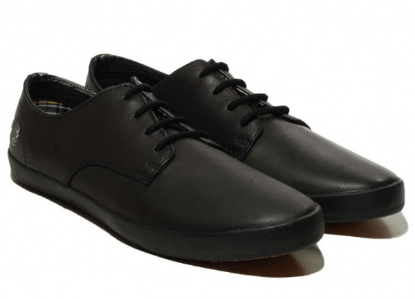 Fred Perry Foxx Leather Derby 01 Fred Perry Foxx Leather Derby