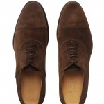 Gucci Suede Cap Toe Oxford 4 150x150 Gucci Suede Cap Toe Oxford