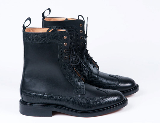 Mark McNairy Engineered Garments Long Wing Boot Mark McNairy & Engineered Garments Long Wing Boot