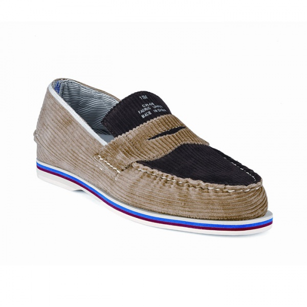Reconstructed Penny Loafer by Band of Outsiders for Sperry Top Sider 1 Reconstructed Penny Loafer by Band of Outsiders for Sperry Top Sider
