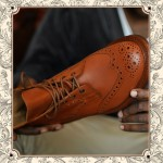 Trickers Malton Tan Brogue Boot 06 150x150 Trickers Malton Tan Brogue Boot